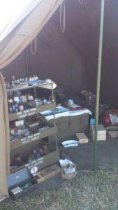 CSM sainte-marie matériel médical