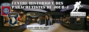 CENTRE HISTORIQUE DES PARACHUTISTES DU JOUR J